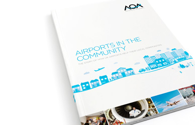 AIRPORTS IN THE COMMUNITY